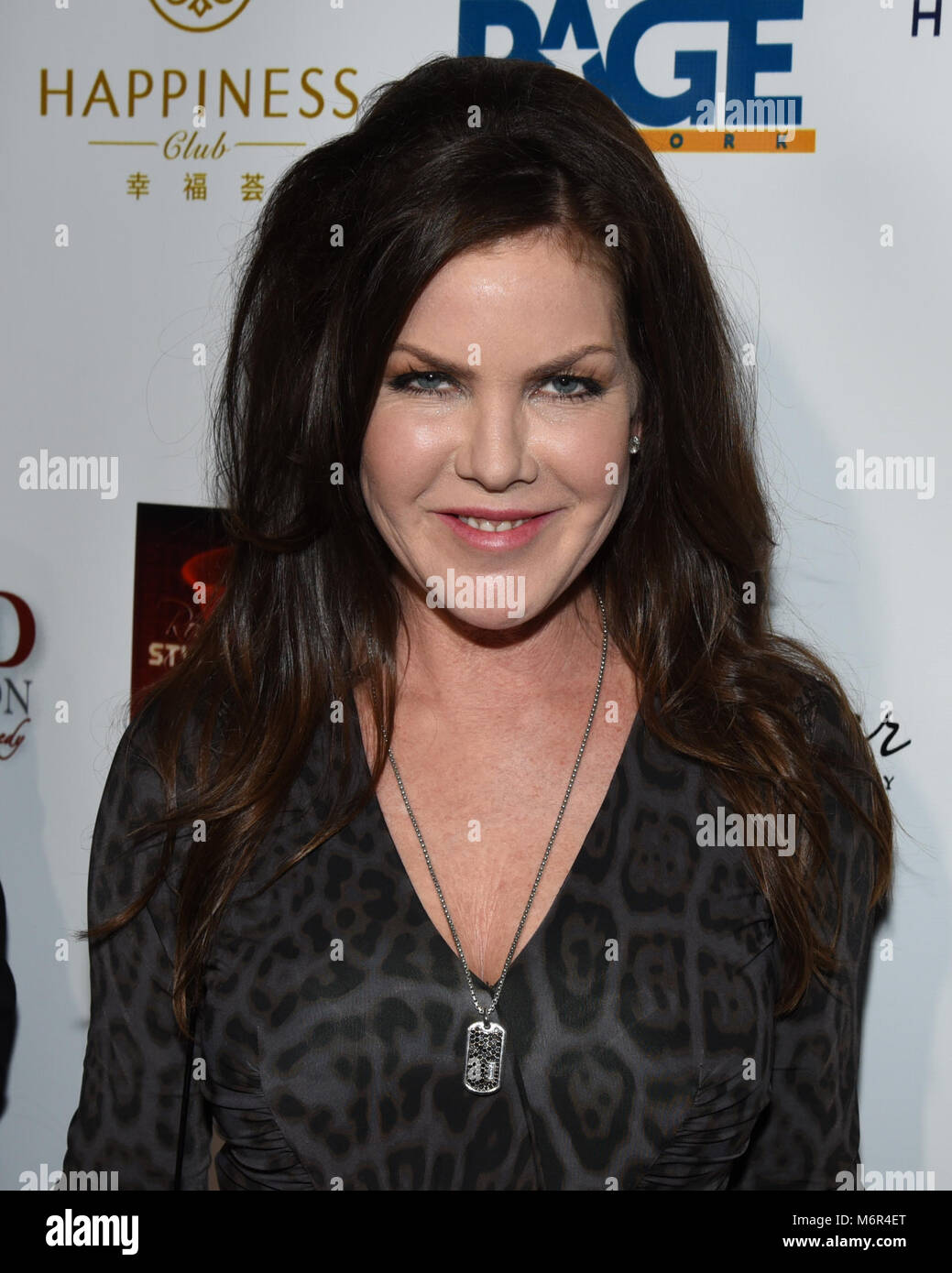 Kira Reed Lorsch Attends The 3rd Annual Roger Neal Style Hollywood Oscar Viewing Black Tie Dinner Gala And Roger Neal Style Gift Suite At The Hollywood