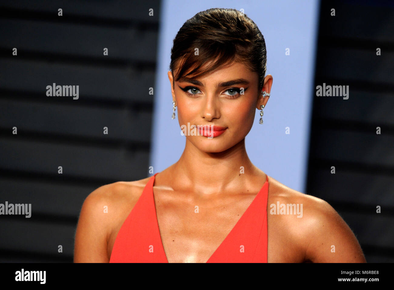 Taylor marie hill stock photos taylor marie hill stock images alamy taylor marie hill attending the 2018 vanity fair oscar party hosted by radhika jones at wallis altavistaventures Choice Image