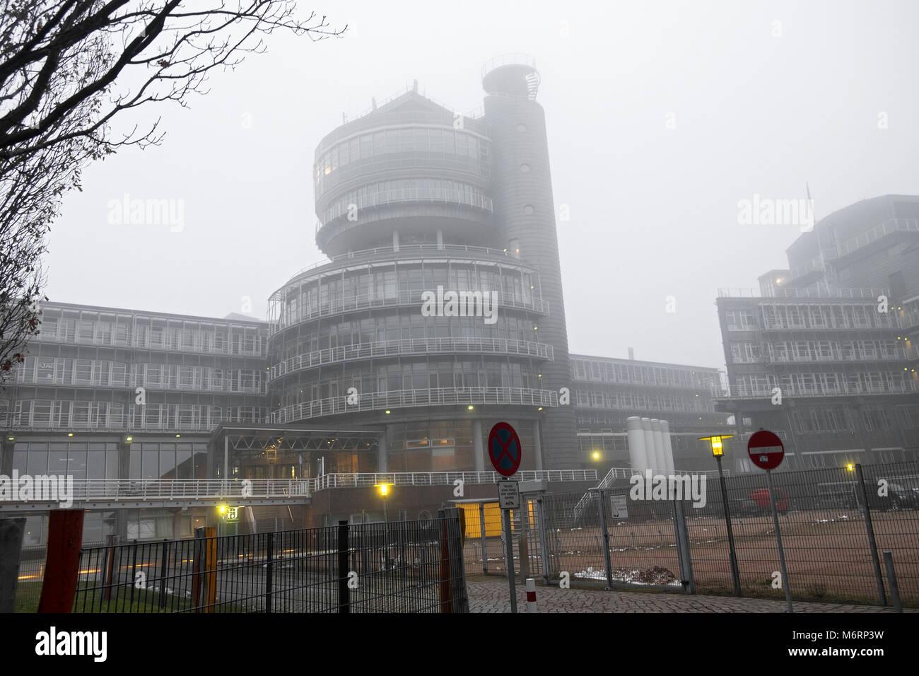 Gruner und Jahr Gebäude - Stock Image