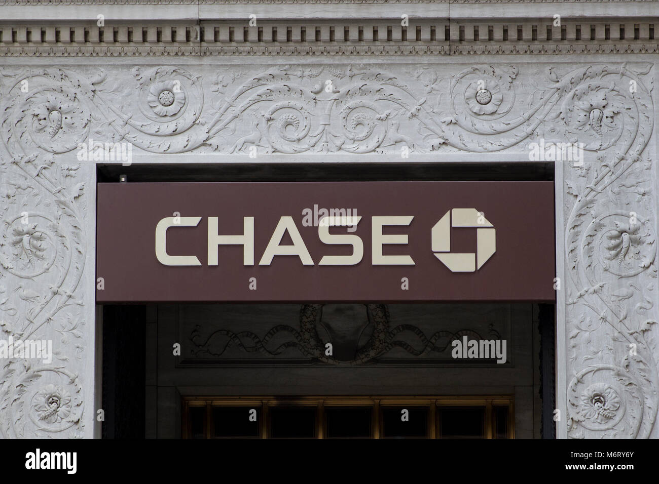 chase bank founded