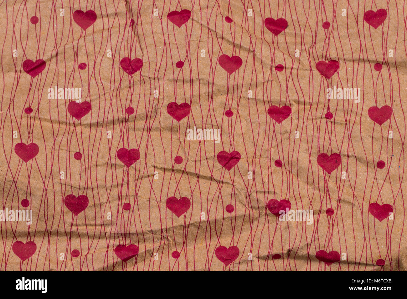 The Romantic Heart Background For Holiday Design Many Flying Stock