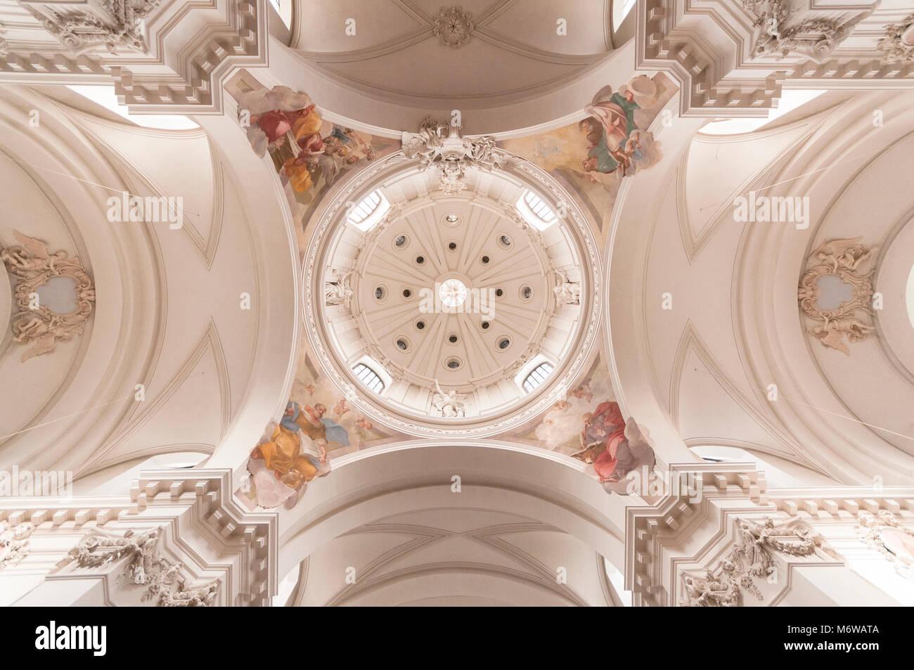 Fulda, Dom, Hessen, Deutschland, Europa - Stock Image