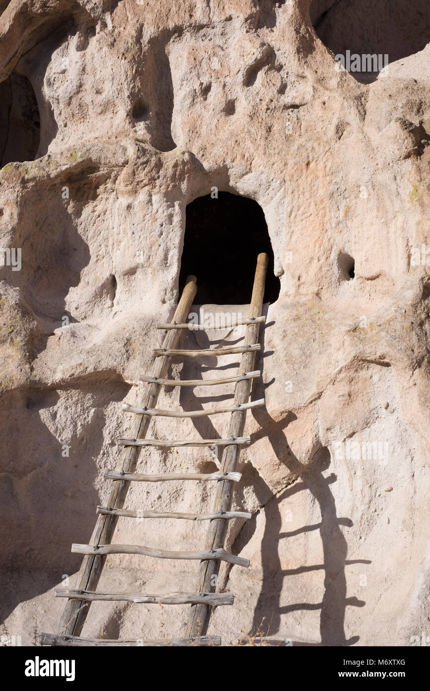 Bandelier National Monument - Stock Image
