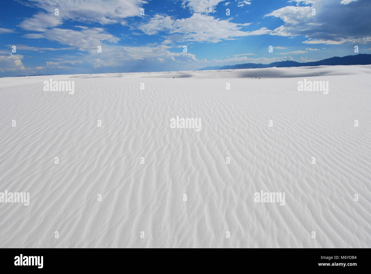 WHSA dunefield heart of the dunes west filmimg area AUG    . - Stock Image
