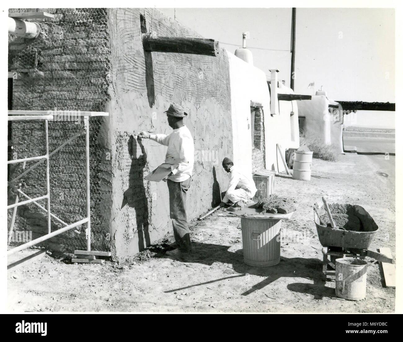 WHSA historical photos    . - Stock Image
