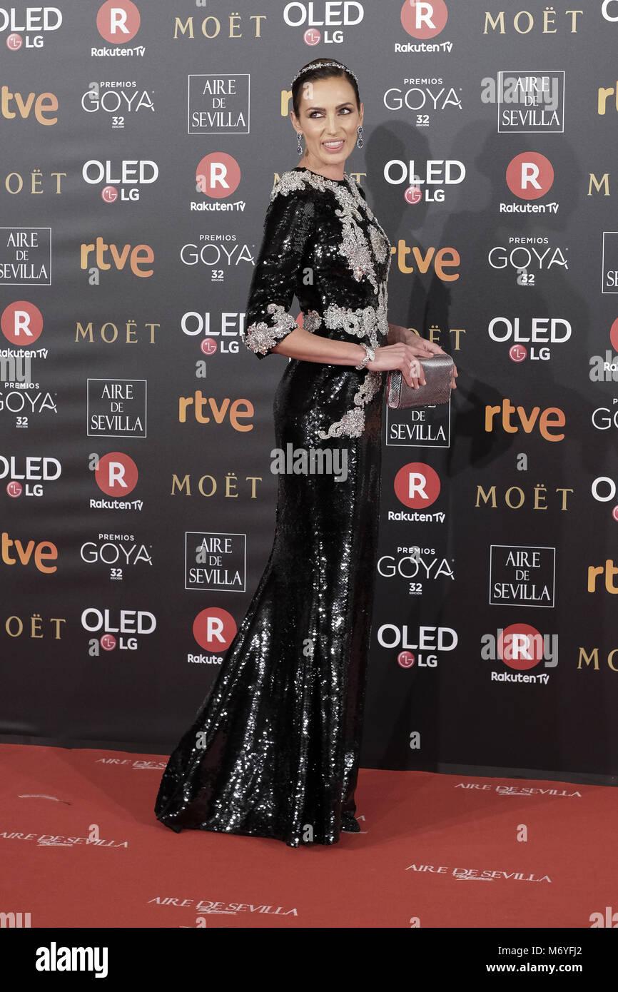 Nieves alvarez goya cinema awards at the marriott auditorium in madrid nudes (85 photos)