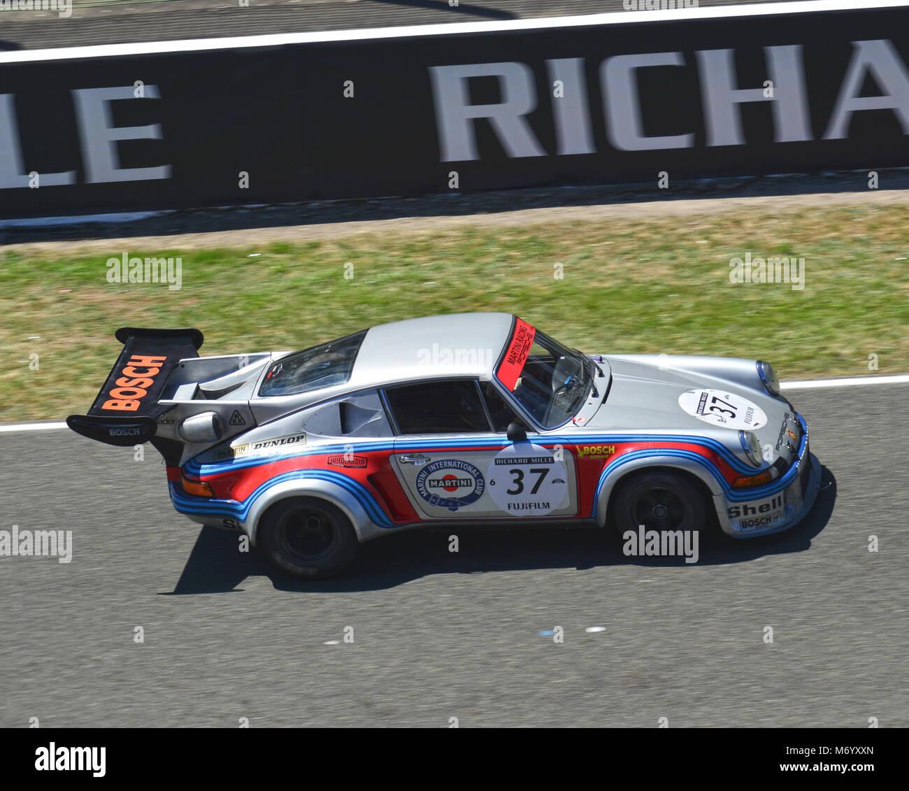 Francois Perrodo Sebastien Crubile Emanuel Collard Porsche 911