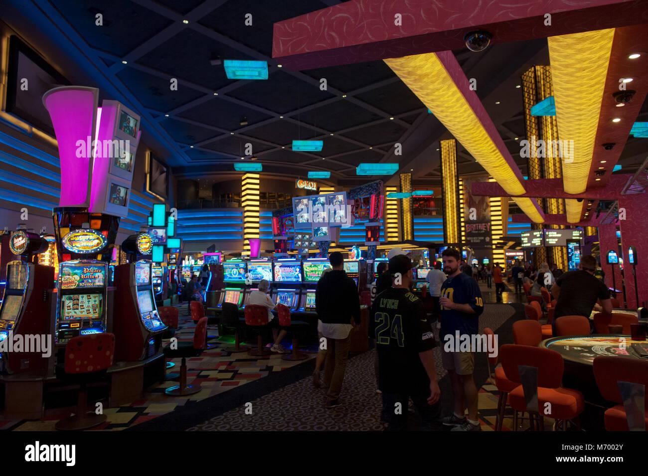 Planet Hollywood Casino Las Vegas Stock Photos & Planet