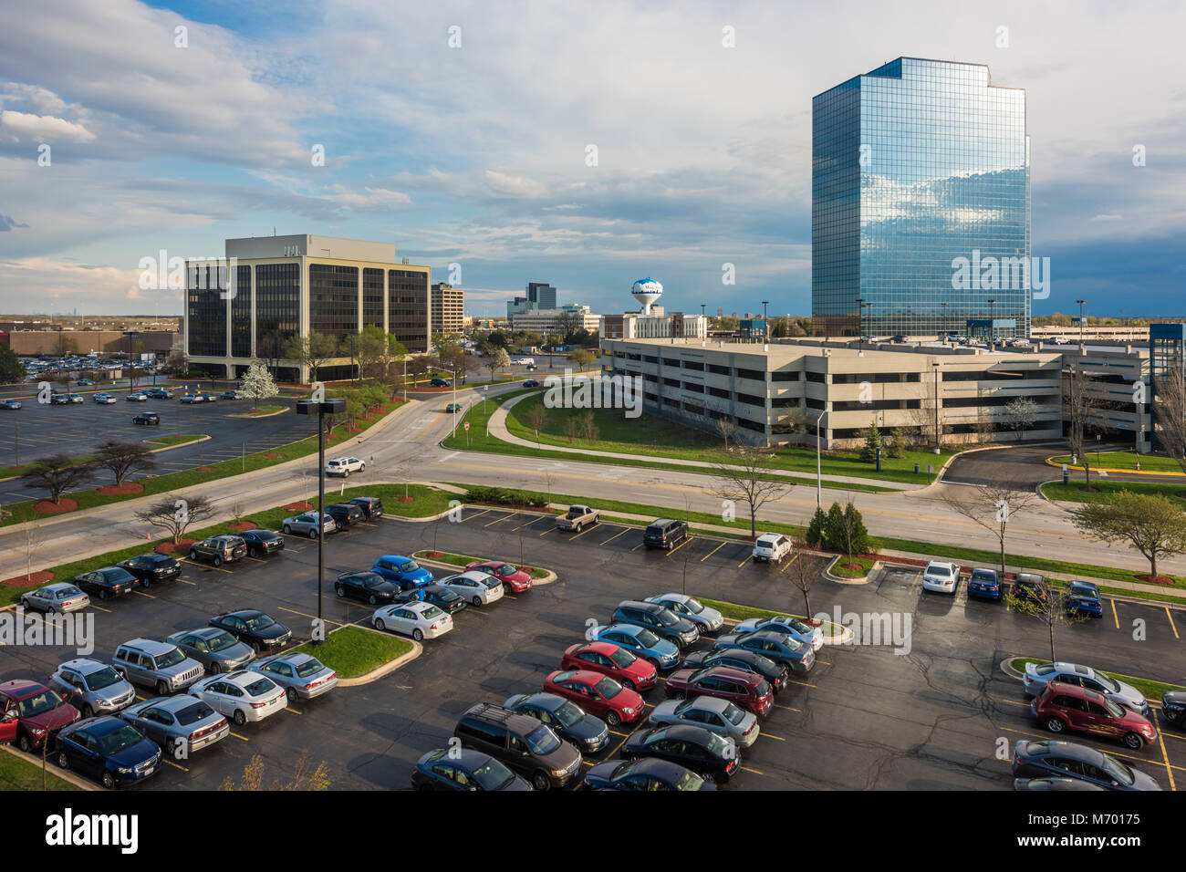 Woodfield Illinois Stock Photos & Woodfield Illinois Stock