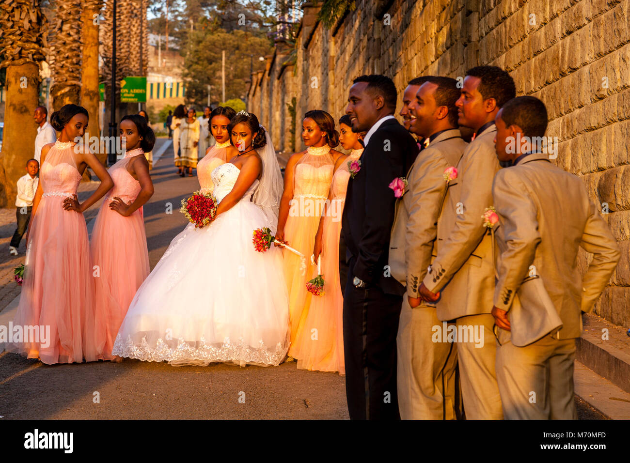 7eb5e1474bf African Wedding Dress Stock Photos   African Wedding Dress Stock ...