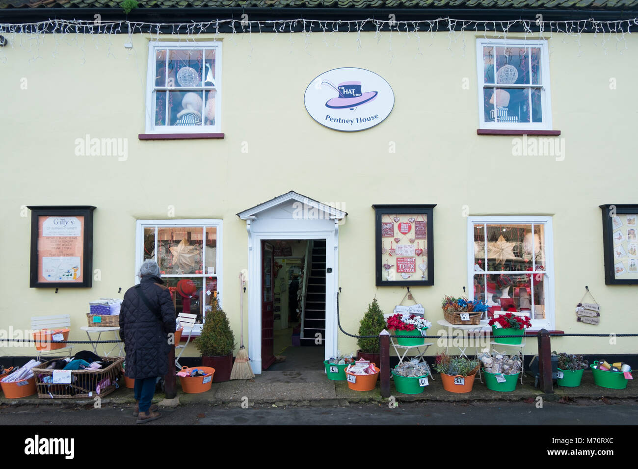 d443ea24c72656 Pentney House - The Hat Shop in Burnham Market, North Norfolk, UK ...
