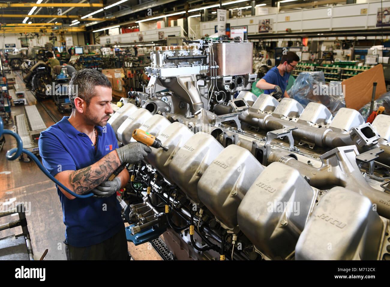 Mtu Engine Stock Photos & Mtu Engine Stock Images - Page 2