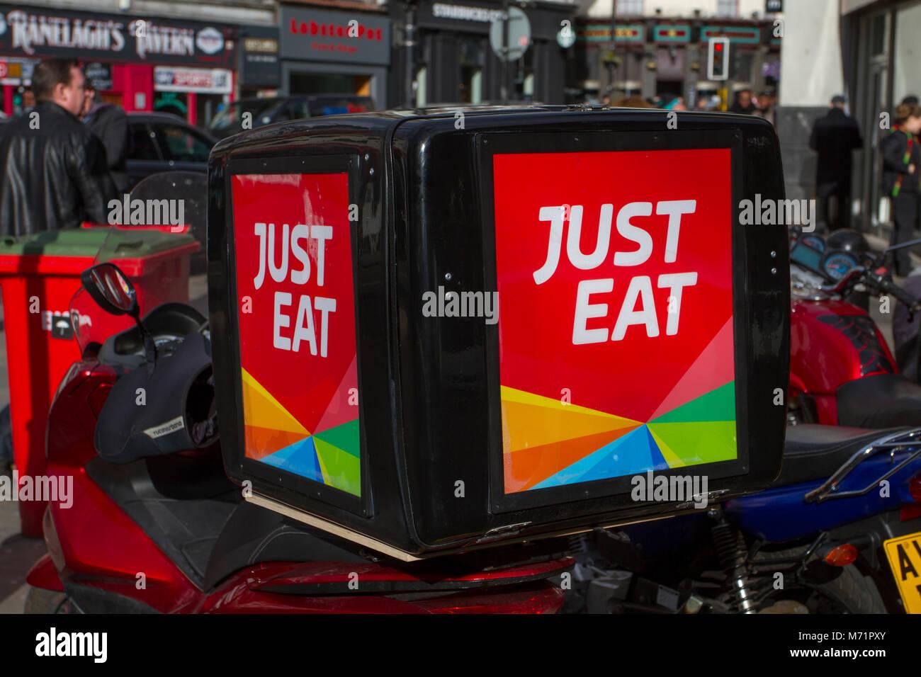 Just Eat Logo Stock Photos Just Eat Logo Stock Images Alamy