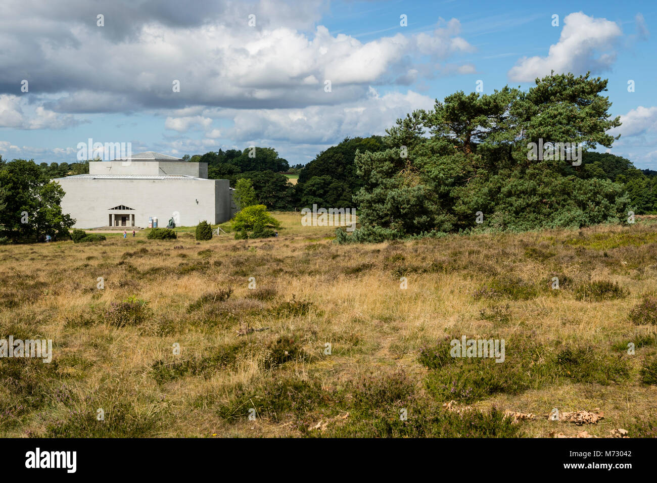 Rudolph Tegners Museum & statue park - Stock Image