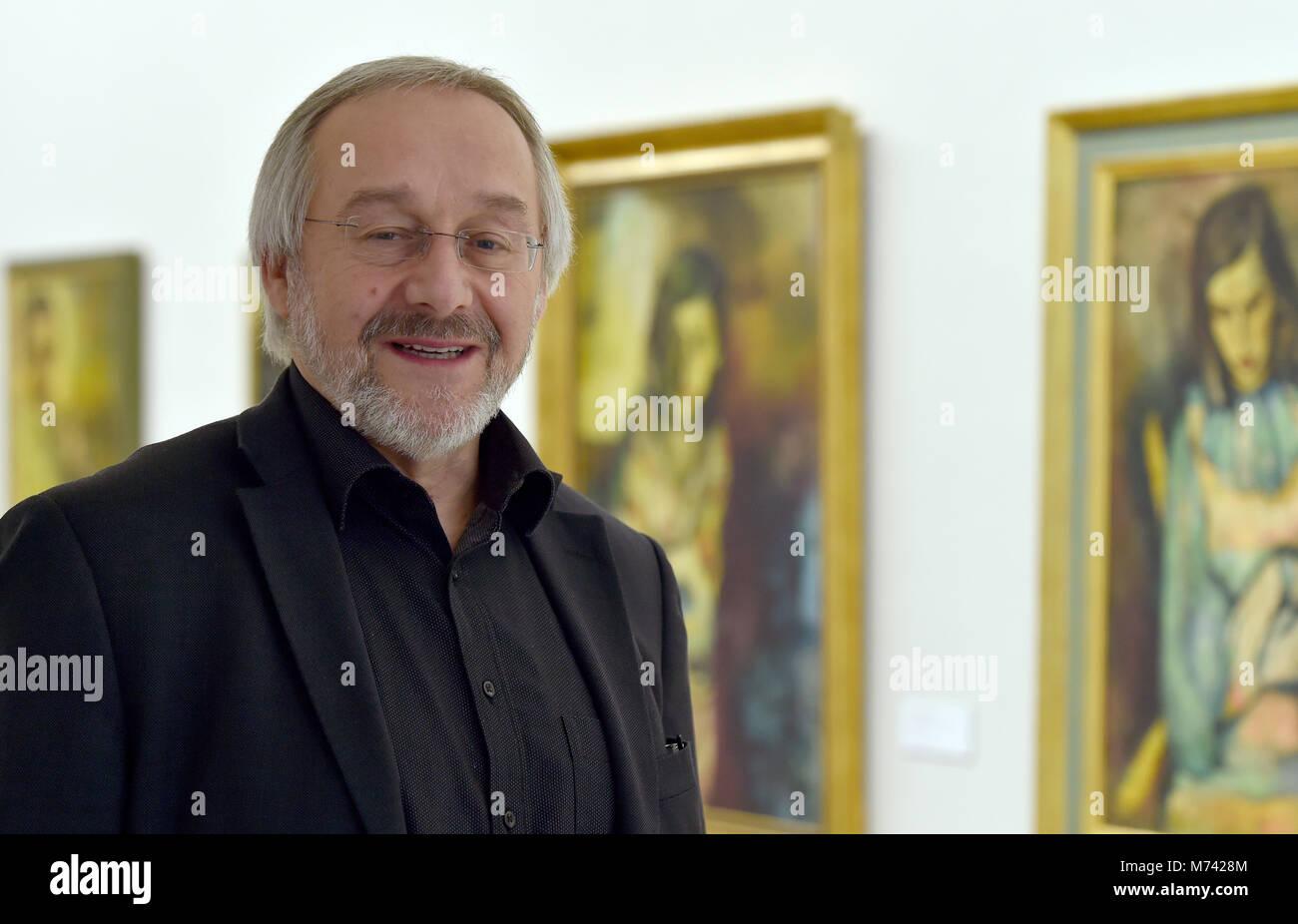 Rolf Frankfurt 08 march 2018 germany solingen the director of the solingen
