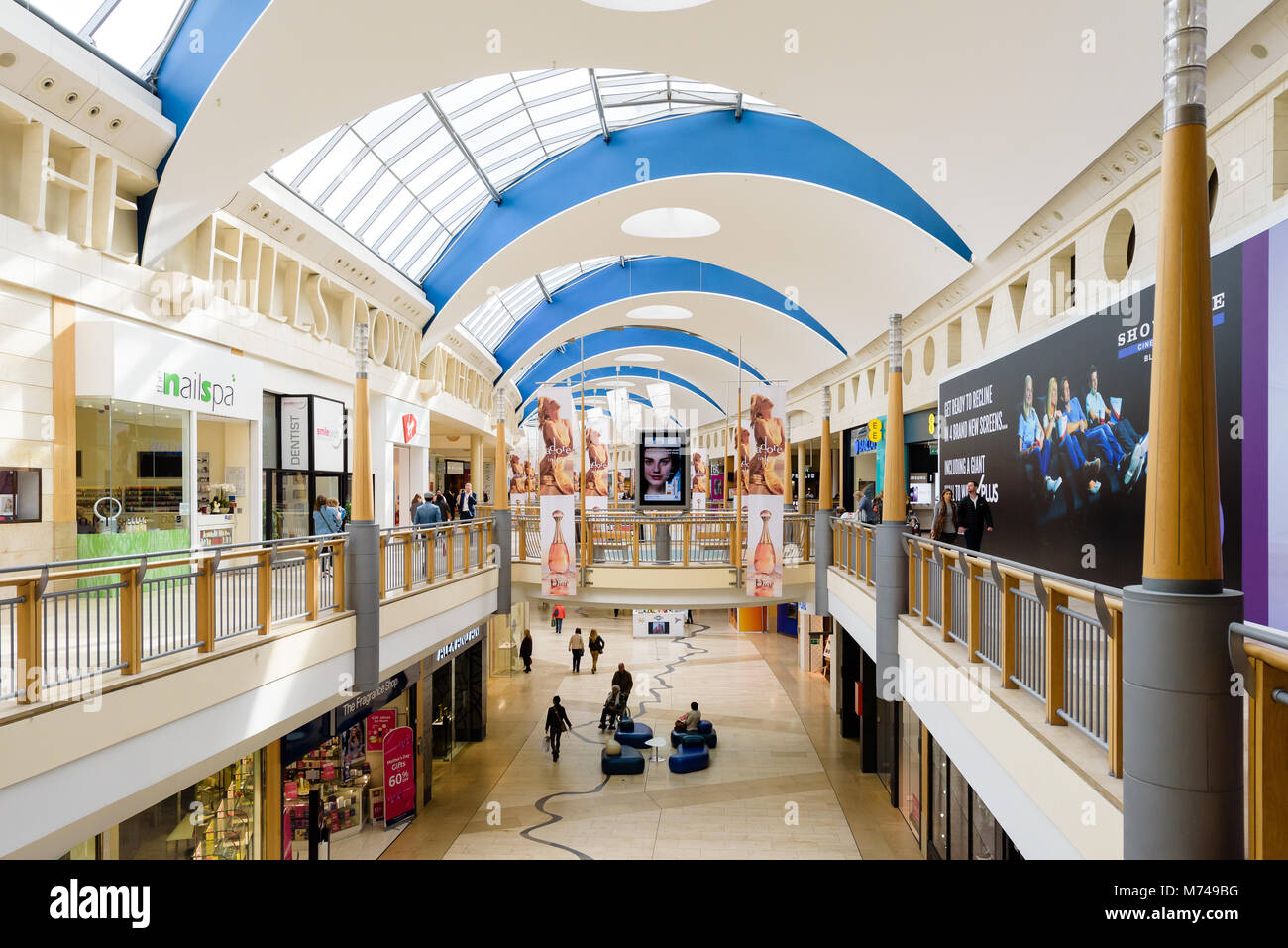 dd24735d771 Bluewater Shopping Centre Kent Stock Photo  176501460 - Alamy