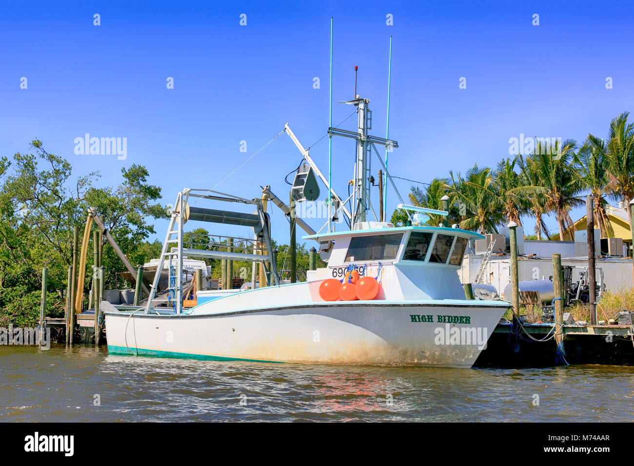 Shrimp boat gulf of mexico stock photos shrimp boat gulf for Stock fish for sale texas