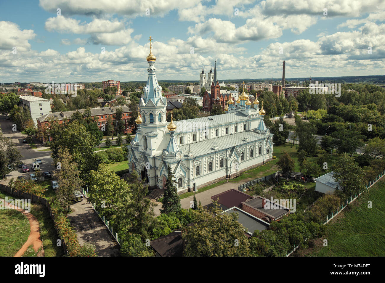 Daugavpils Stock Photos Daugavpils Stock Images Alamy