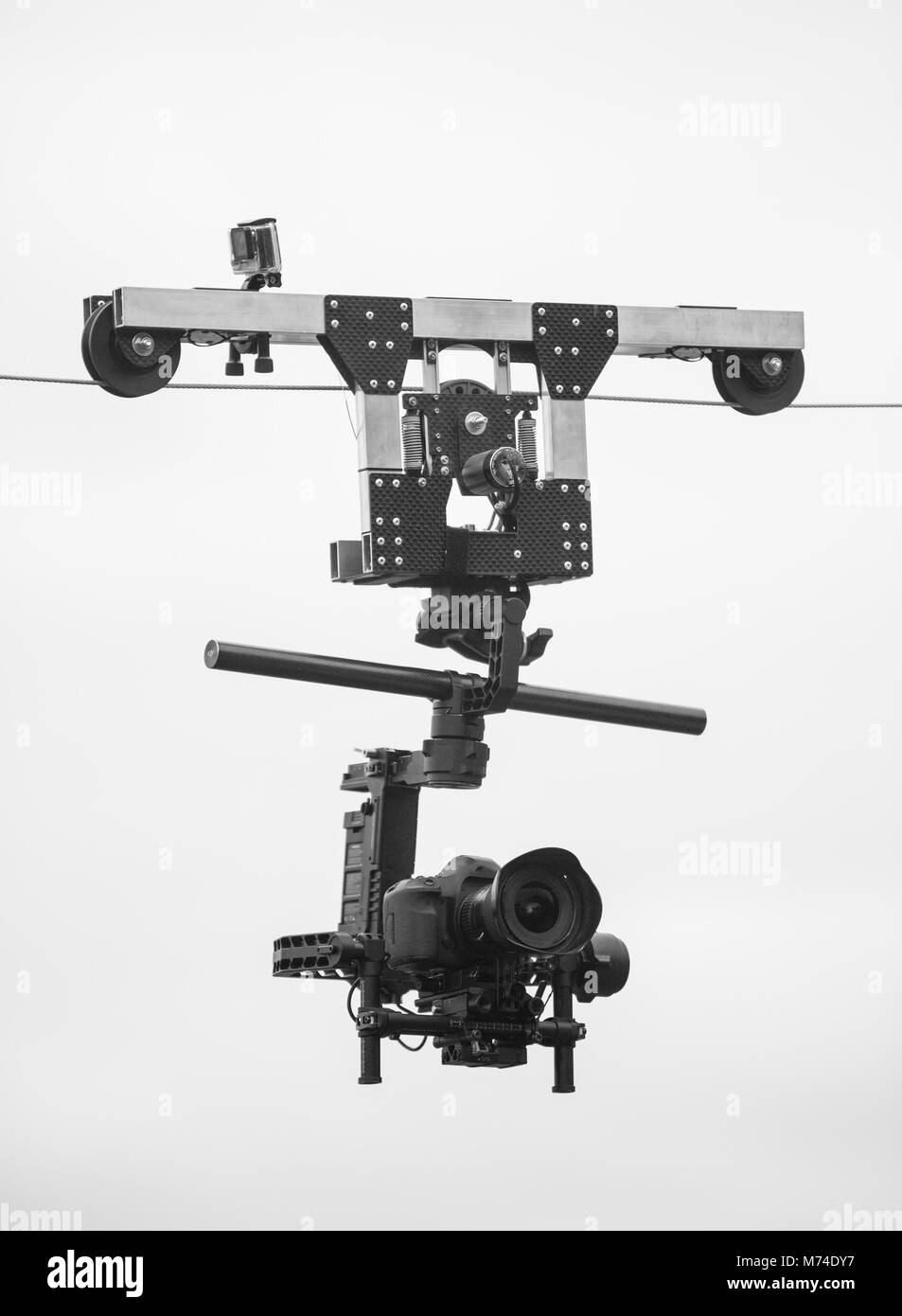 An aerial view of the emirates stadium stock photos an - Emirates camera ...