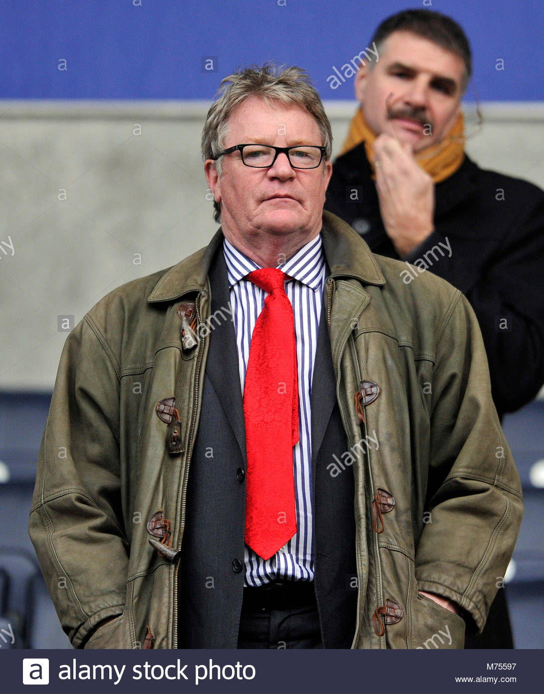 Embargoed to 0001 Friday March 09 File photo dated 21/12/13 of comedian Jim Davidson, who has revealed that his - Stock Image