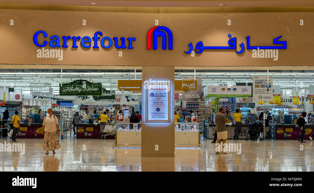 Carrefour Store Stock Photos Carrefour Store Stock Images Alamy