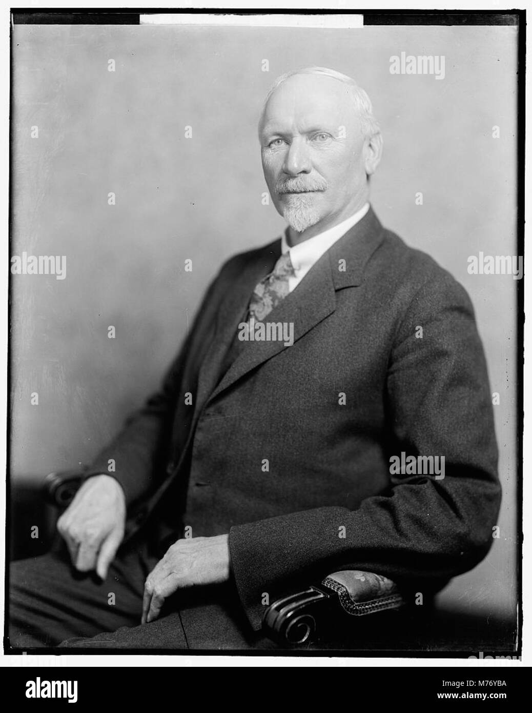 SMUTS, JAN C. GENERAL LCCN2016860393 - Stock Image
