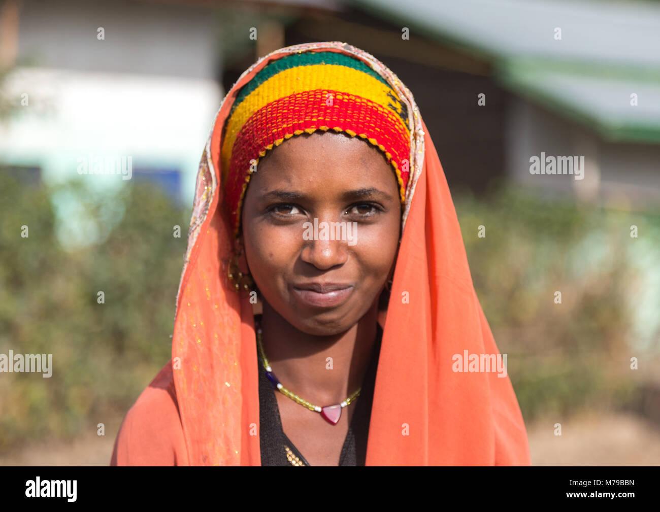 Ethiopia Oromo Flag Stock Photos & Ethiopia Oromo Flag Stock
