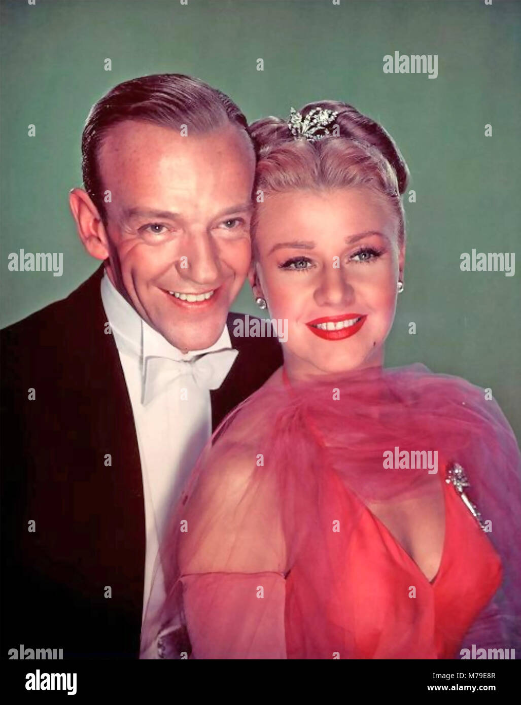 The Barkleys Of Broadway 1949 Mgm Film Musical With Ginger Rogers And Stock Photo Alamy