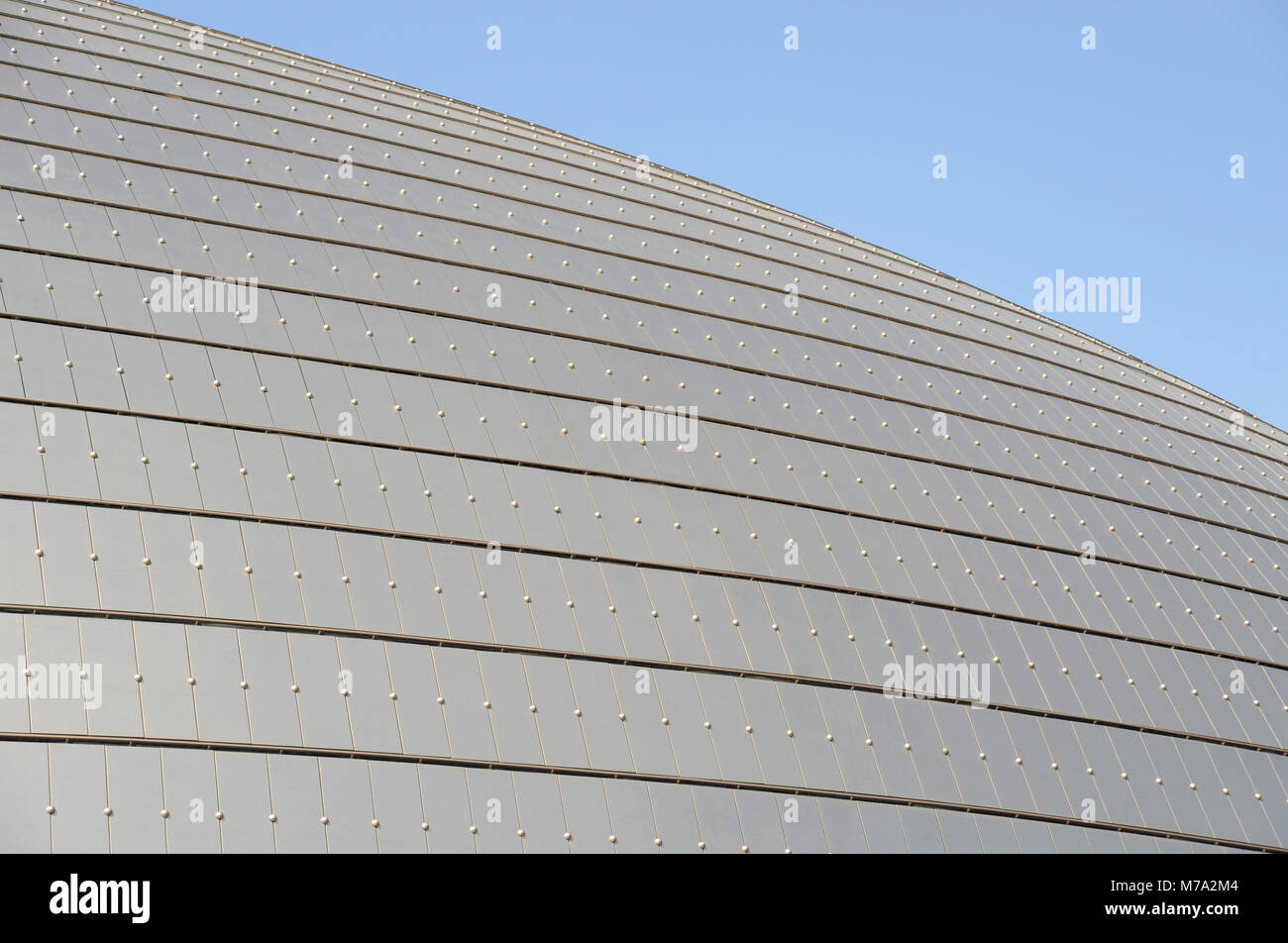 National Center for the Performing Arts, Beijing - Stock Image