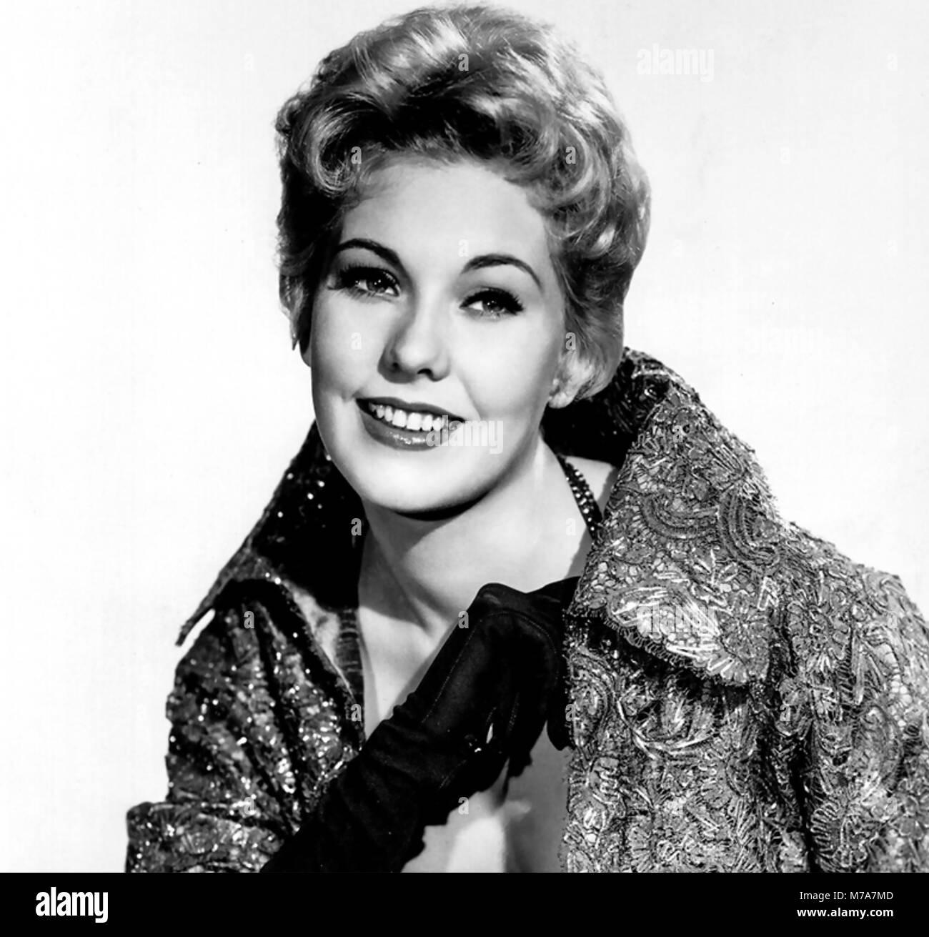 KIM NOVAK  Amwerican film and TV actress about 1955 - Stock Image