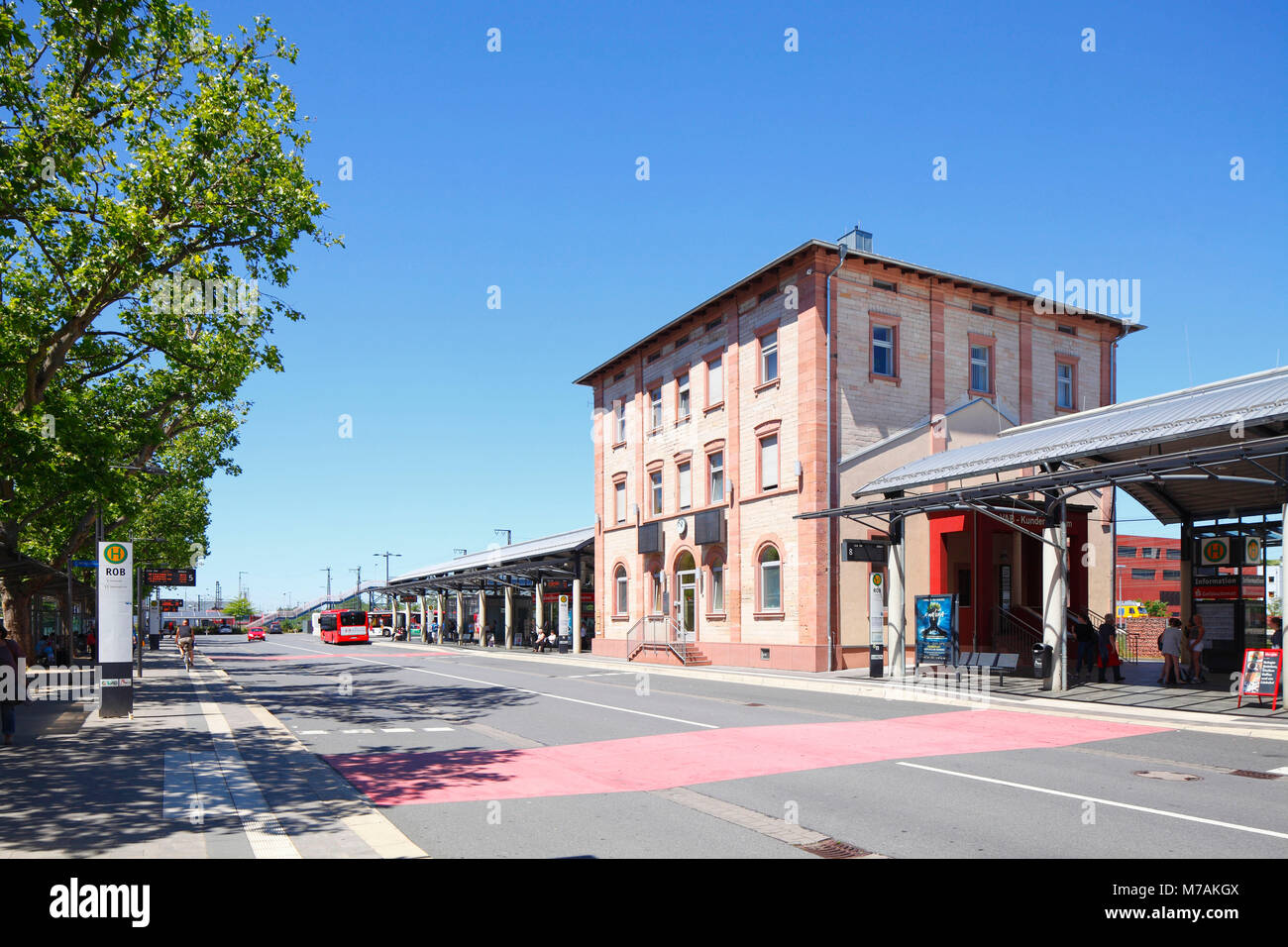 bus stop germany stock photos bus stop germany stock images alamy. Black Bedroom Furniture Sets. Home Design Ideas