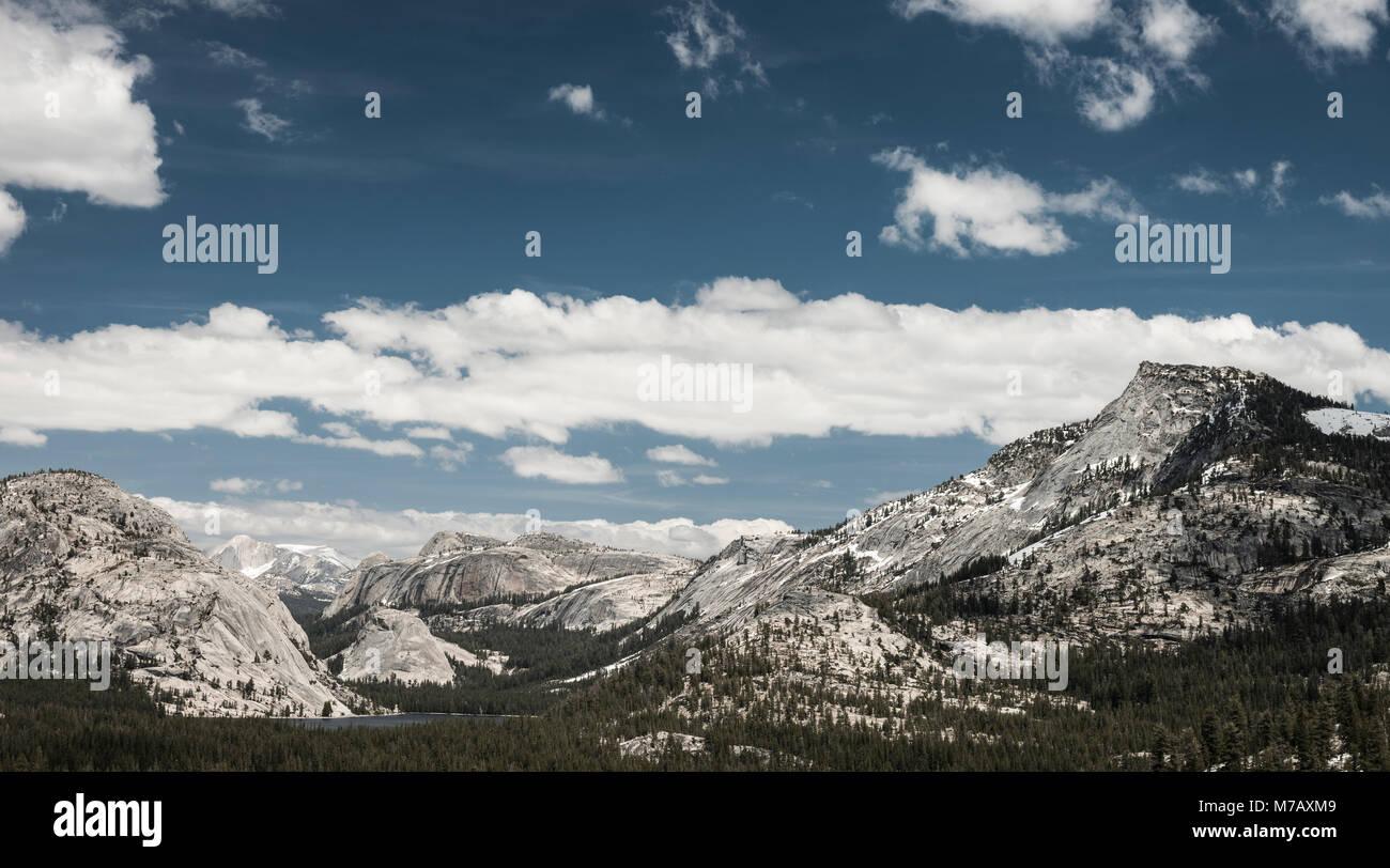 Yosemite, Tenaya Lake - Stock Image