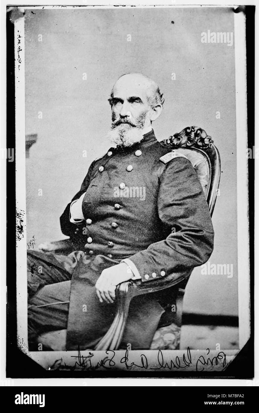 Brig. Gen. A.J. Smith LOC cwpb.07169 - Stock Image