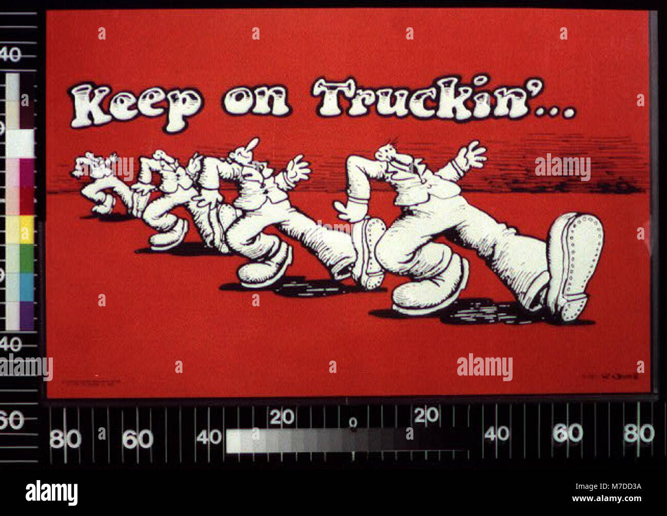 Keep On Truckin Stock Photos & Keep On Truckin Stock Images