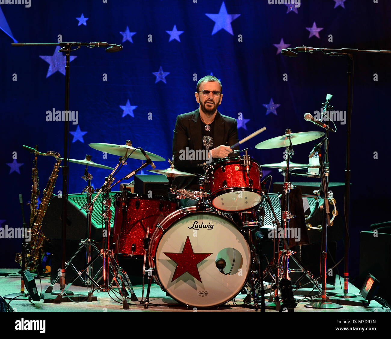 Ringo Starr Stock Photos Images