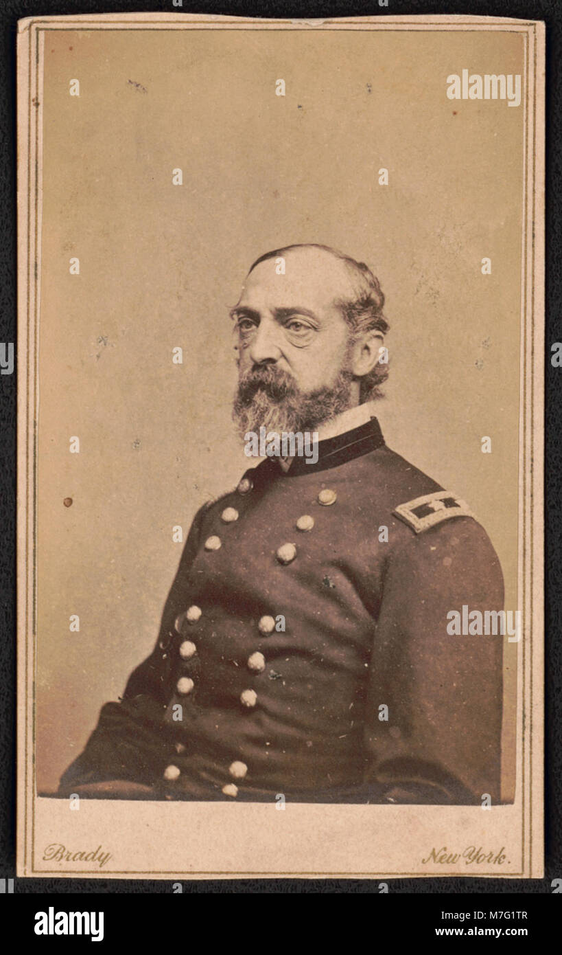 the life and military accomplishments of general george meade General george meade, the union commander at gettysburg, was credited with the victory that changed the course of the war president lincoln, however, was dissatisfied that meade allowed the southern army to escape through the potomac.