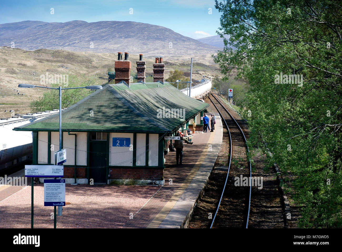 Rannoch Station Tea Room
