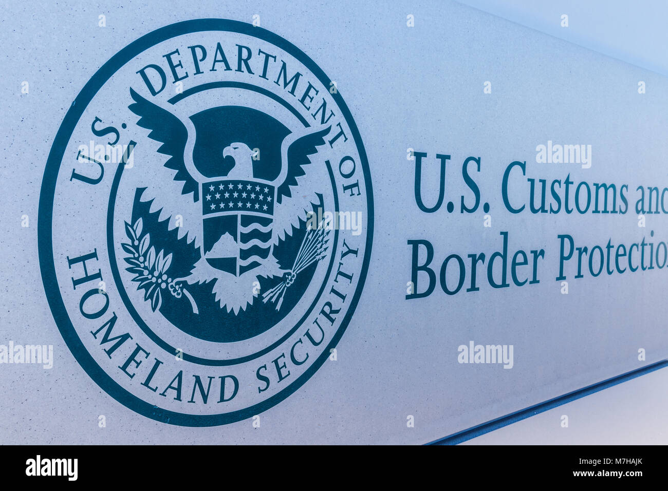 Customs And Border Protection And Department Of Homeland