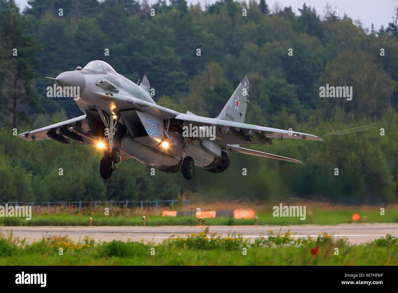 Mig 29smt Stock Photos & Mig 29smt Stock Images - Alamy