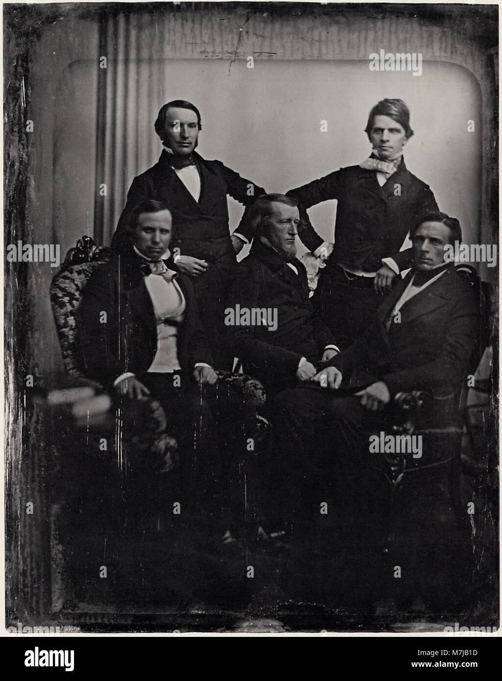 Southworth and Hawes - Die »Großgrundbesitzer« (Zeno Fotografie) Stock Photo