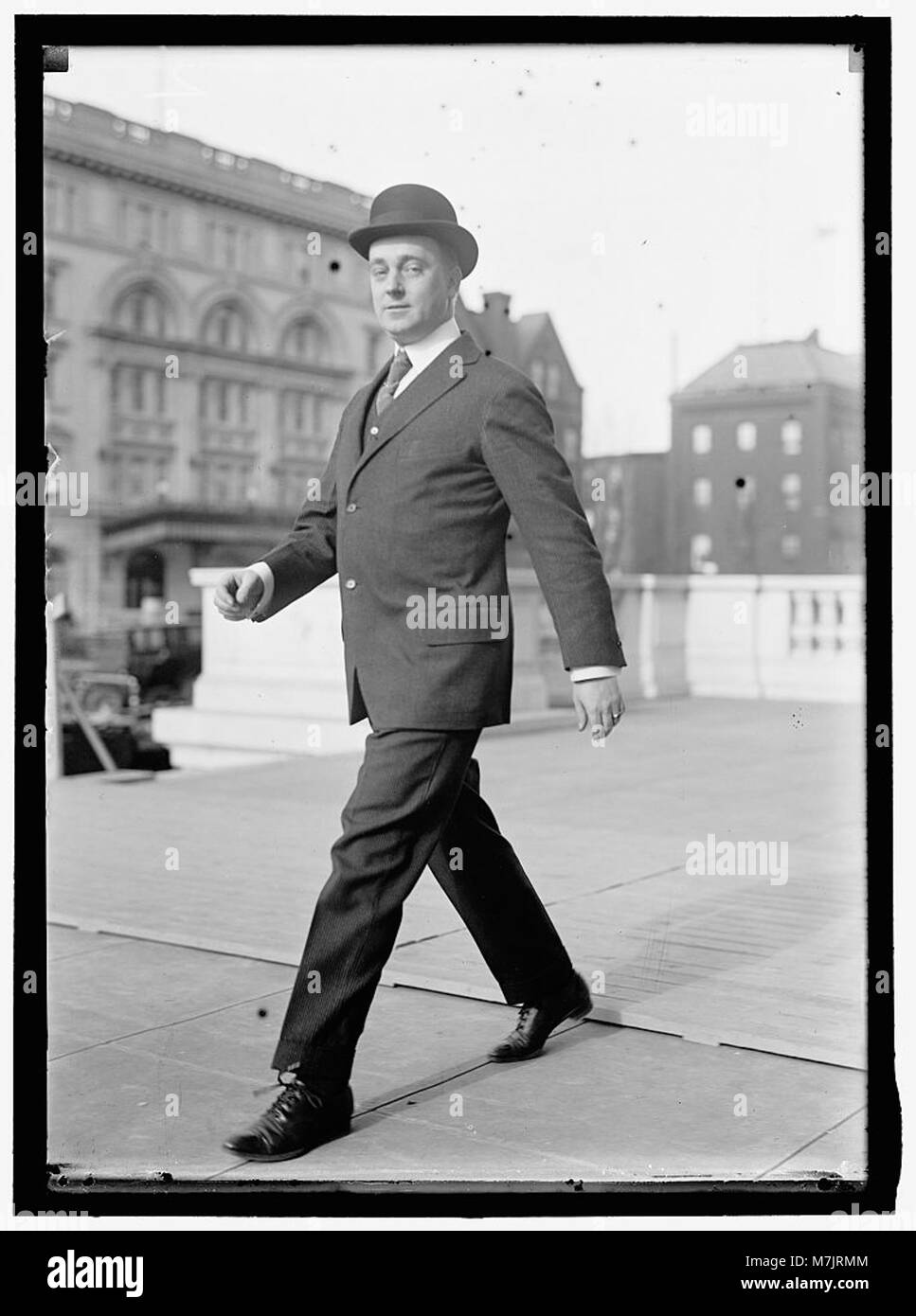 MURRAY, WILLIAM FRANCIS. REP. FROM MASSACHUSETTS, 1911-1914 LCCN2016865167 - Stock Image