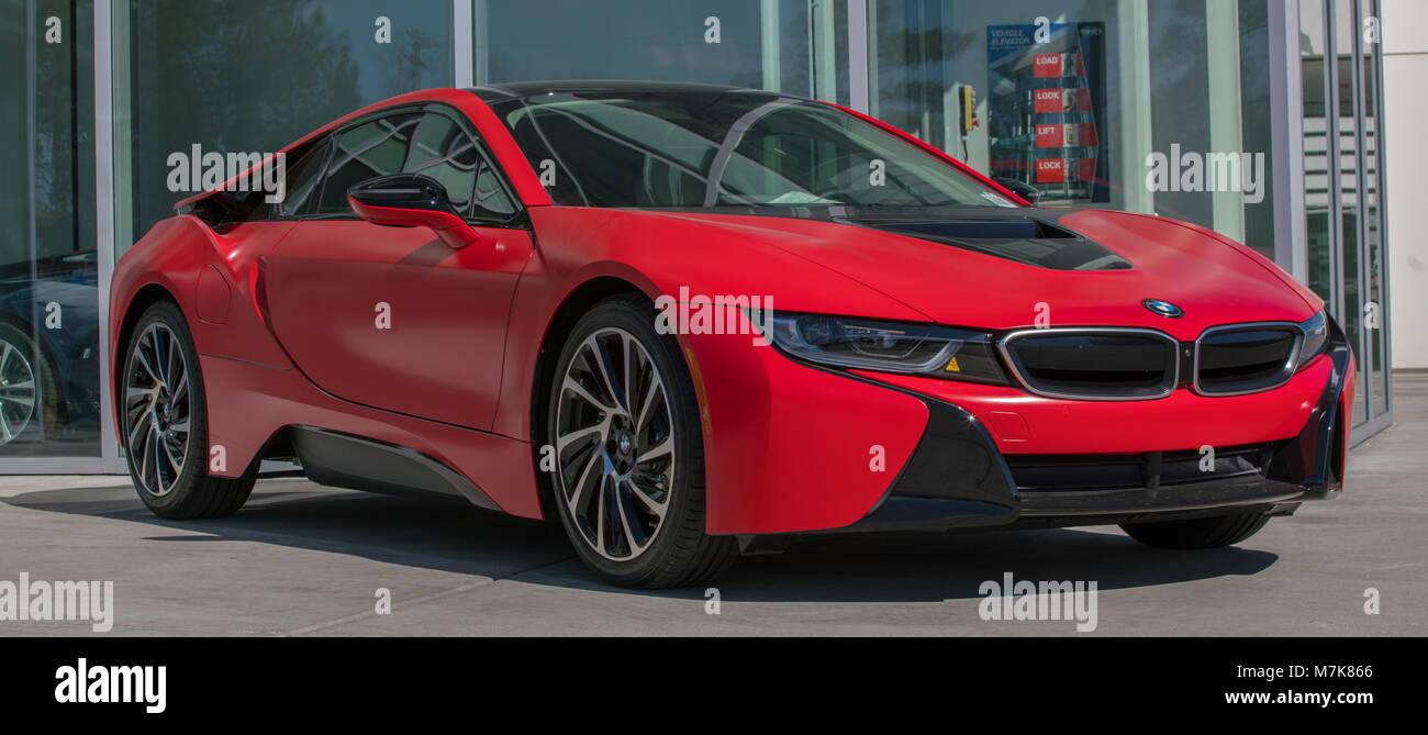Fancy Powerful Fast German Sport Cars Stock Photo Alamy