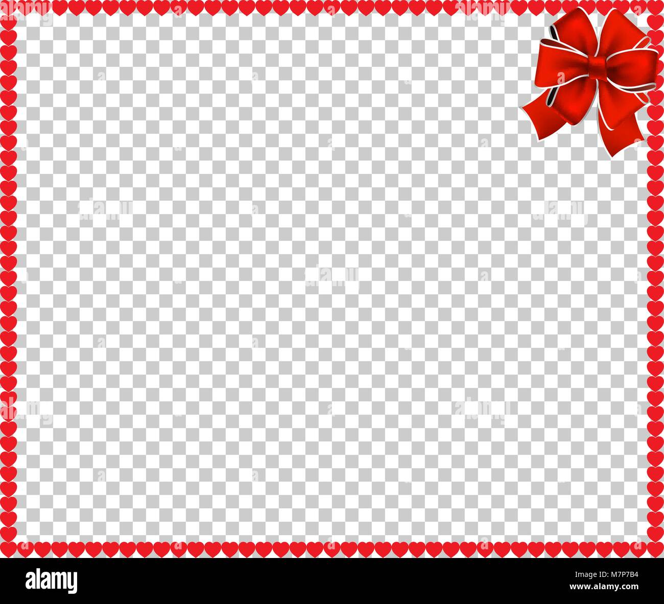 Vector Full Frame Border With Red Cartoon Hearts And Festive Ribbon Stock Vector Image Art Alamy,Traditional Latest Mangalsutra Designs Only Gold
