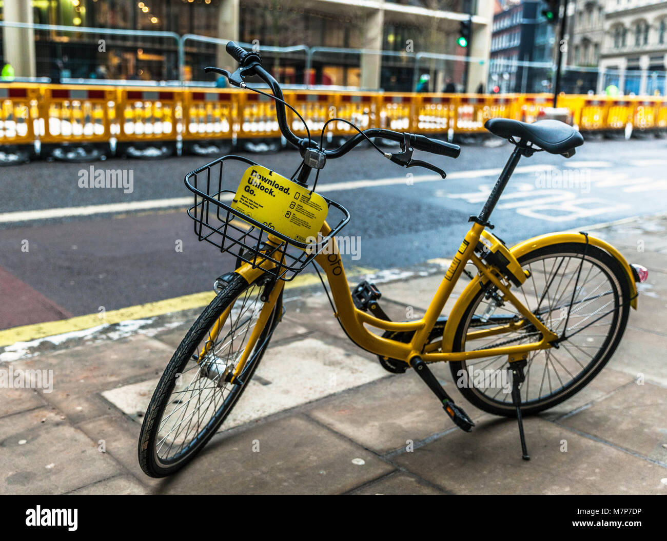 Dockless Bicycle Stock Photos Amp Dockless Bicycle Stock