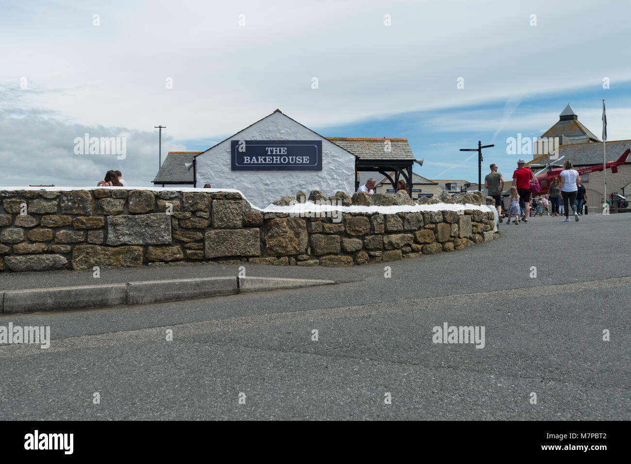 The Bakehouse, Land's End, Cornwall - Stock Image