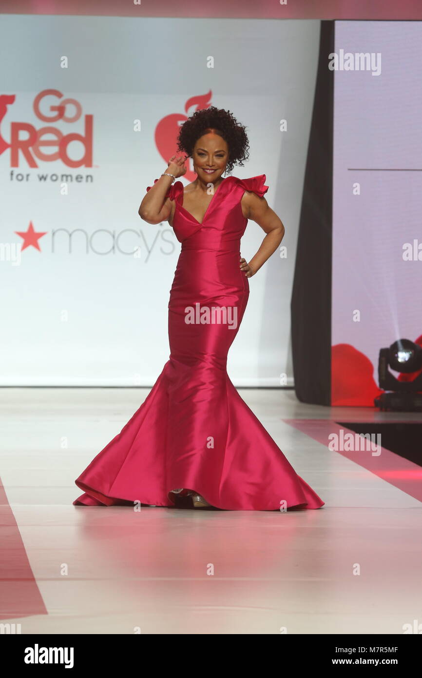a0d81c546bf3 American Heart Association's® Go Red For Women® Red Dress Collection® 2018  presented by