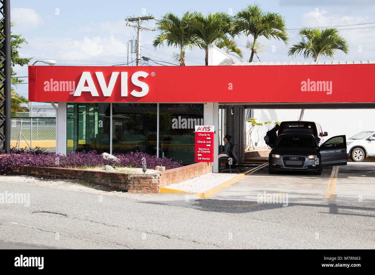 Avis Car Rental Stock Photos Avis Car Rental Stock Images Alamy