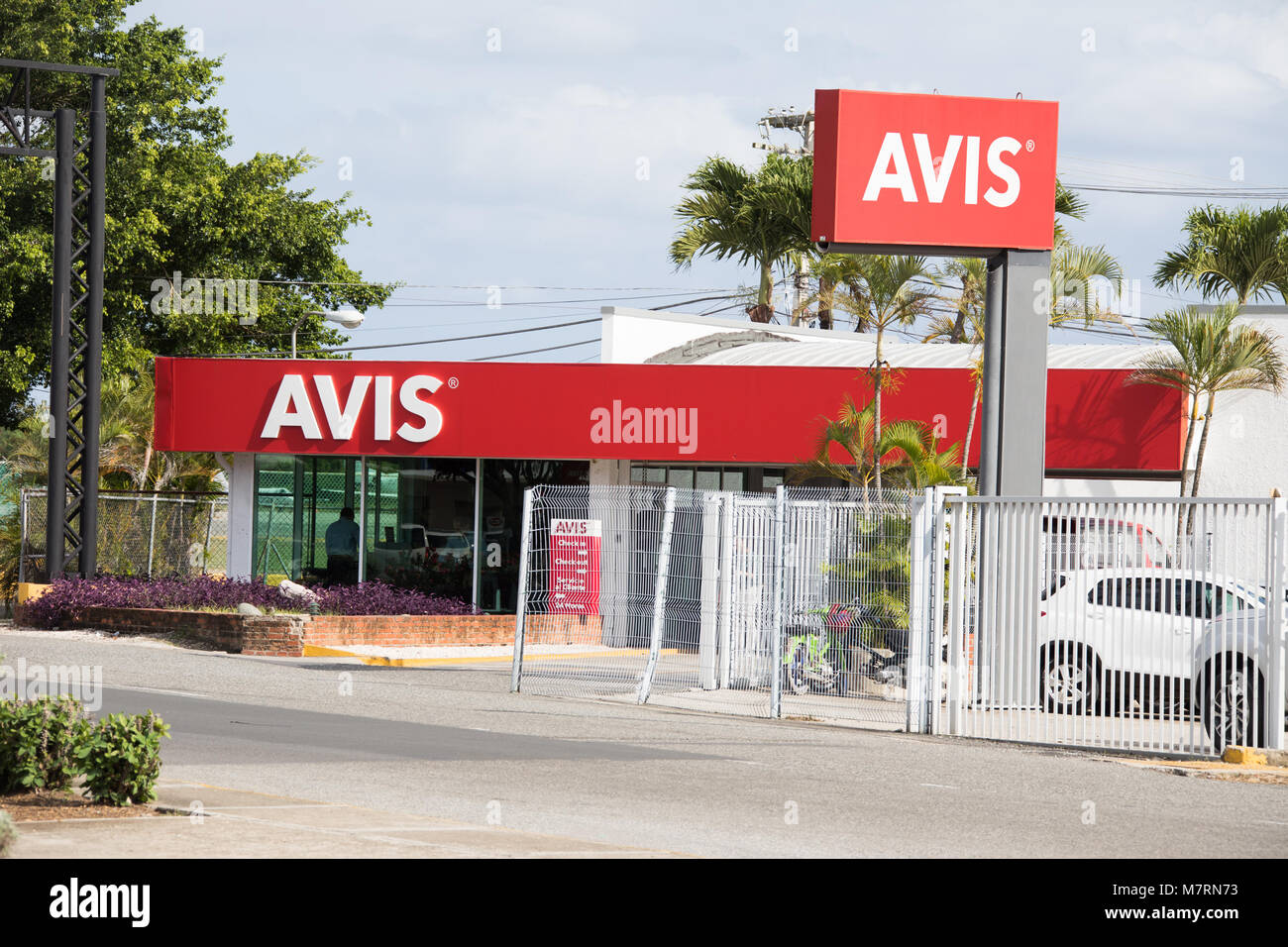 Avis Car Rental Belgrade Airport