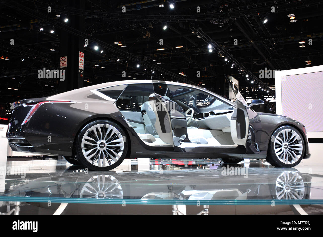 When Is The Chicago Auto Show >> The 2018 Chicago Auto Show Press Preview At Mccormick Place