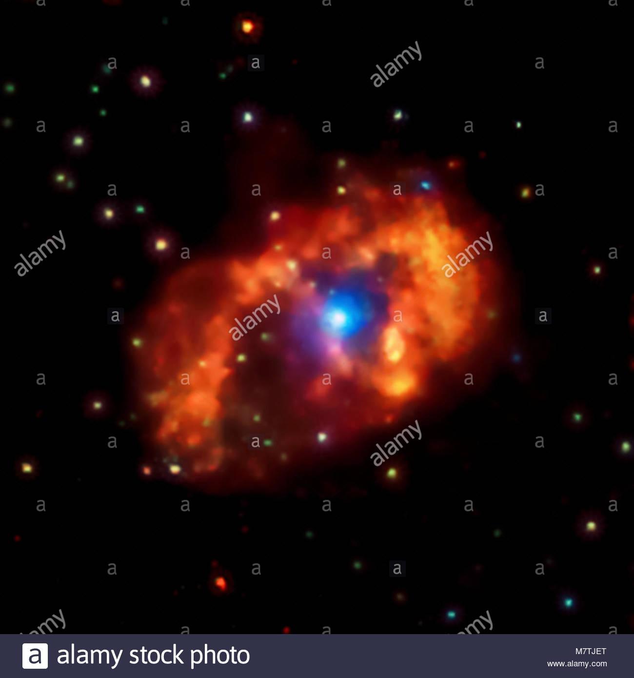 Eta Carinae Star System-Chandra XRay Observatory  Eta